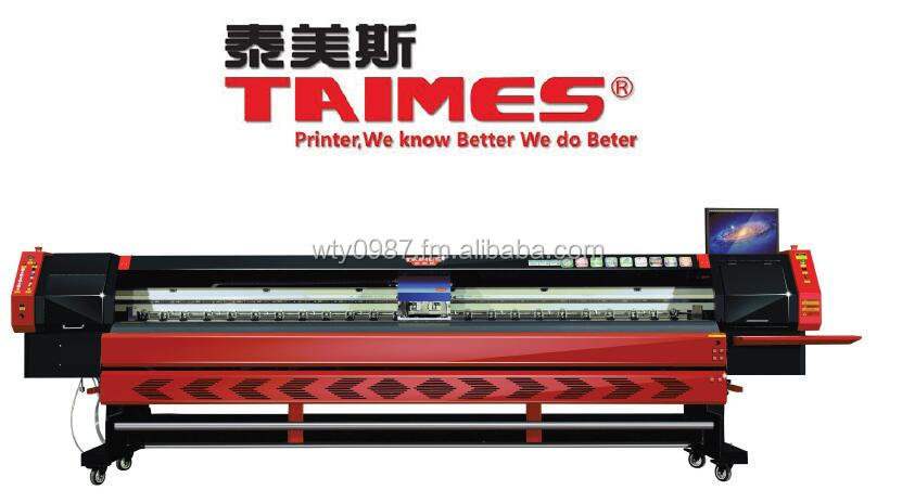 TAIMES T5-512-42-8H (Two years Global warranty) SOLVENT PRINTER