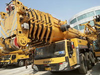 XCMG 500 ton all terrain crane crane bucyrus first brand in china