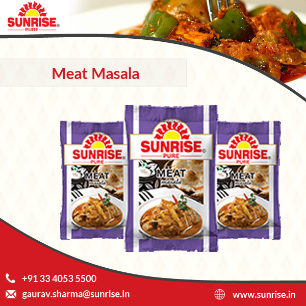 Naturally Extracted Organic Meat Masala Sale