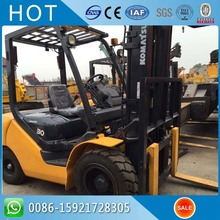 Original Japan Komatsu Forklift Cheap Used Forklift In UAE