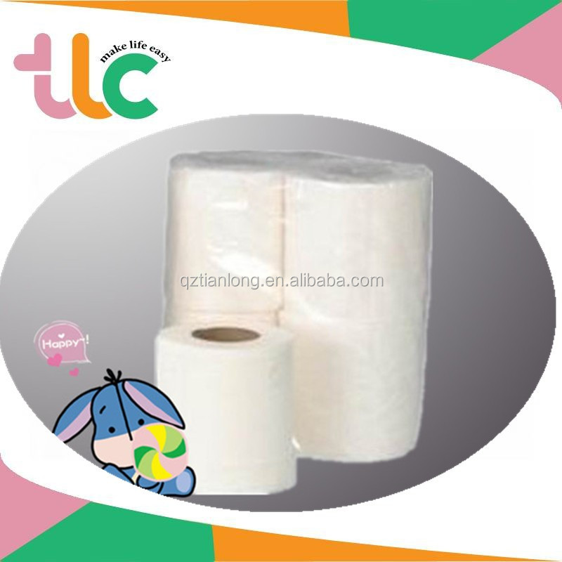 Disposable Soft Sweety White House Tissue Toilet Paper Hygienic Products House Paper Export