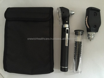 otoscope with Opthalmoscope Set