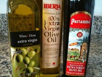 Natural & Organic extra virgin olive oil