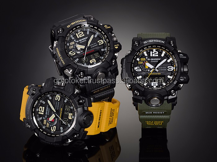 High quality chronograph Technos brand watches waterproof up to 10 ATM