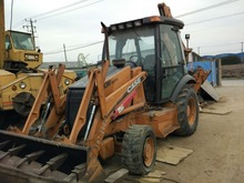 backhoe loader case 580M USED Hot sale second hand loader