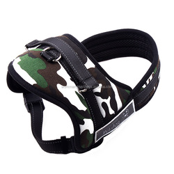 Top Quality Reflective Sports Dog Harness For Big Dogs