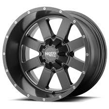 MOTO METAL MO962 Chrome (Grey) Plated Wheels