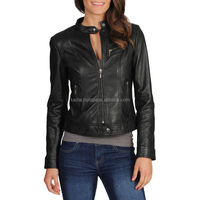 Overstock Leather Jackets for Women