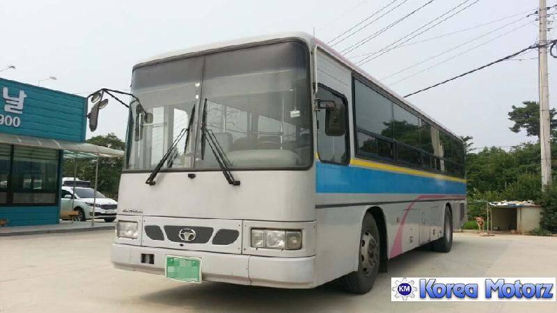 DAEWOO BS106 2006 Used Bus