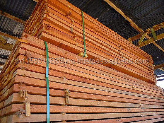 Standard&better Meranti, Light Red Sawn Timber