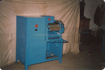 Triple Roll Laundry Soap Milling Machine