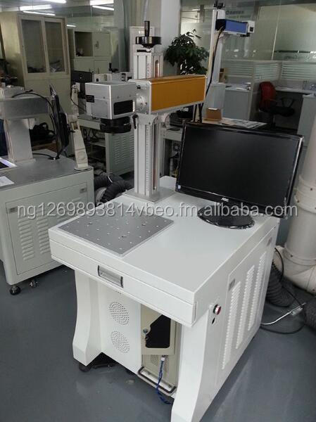 Factory supplier 20w 30w mini portable laser marking machine