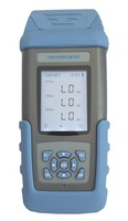 PON Power Meter,Test 3 wavelengths' power of PON system synchronously: 1490nm, 1550nm, 1310nm