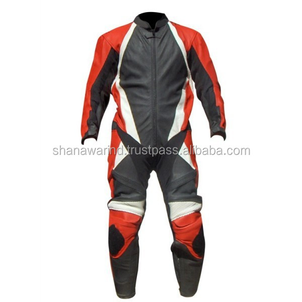 leather Gray Heavy Bike Suits,Leather Motorbike Suits mens,motorcycle fashion leather suit in black white grey color