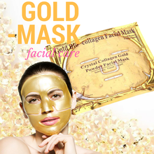 FactorytoShop (UK) Gold Collagen Crystal Premium Gold Bio Collagen Crystal Face Mask, Anti ageing Skin Care