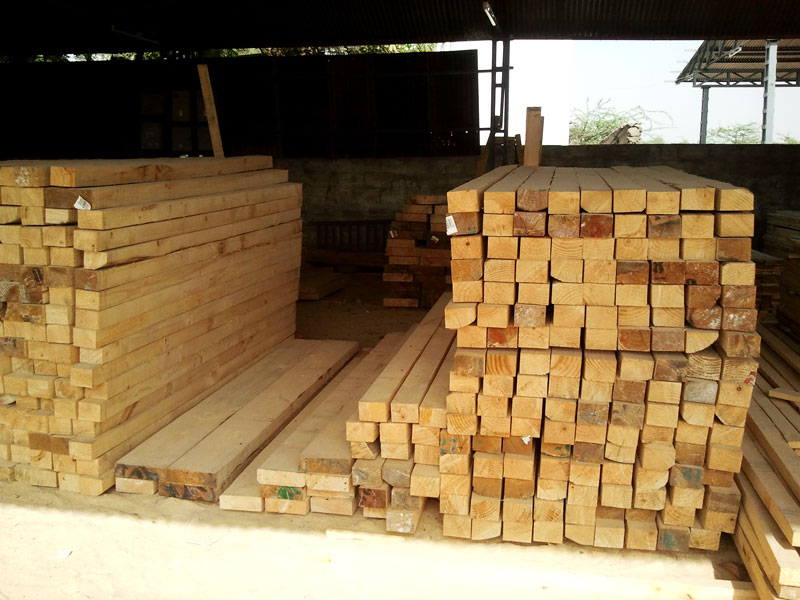 Cheap Price Teak Sawn Timber Wood