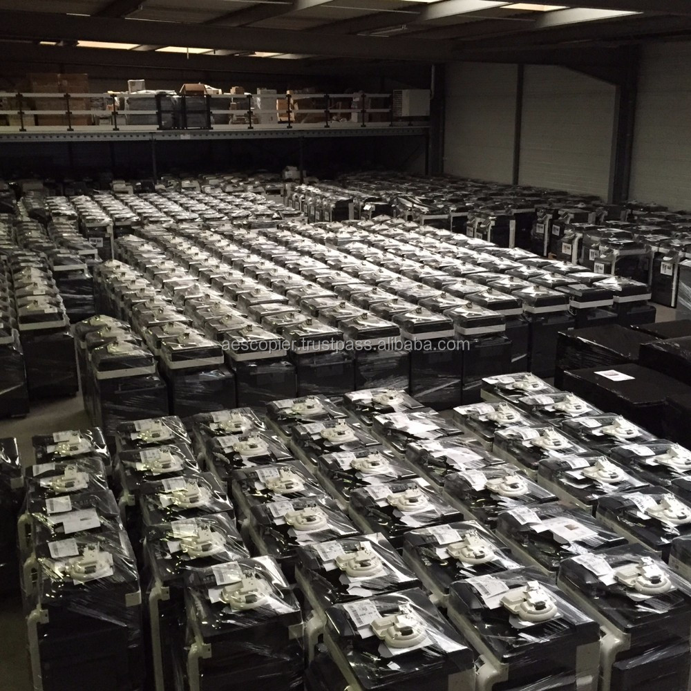 Konica Minolta BIZHUB223 BIZHUB 363 500 units ready to go