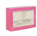 Khadi Natural Herbal Rosewater Soap
