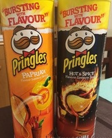 Pringles potato chip 165g, 40g with all flavors