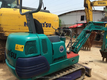 High Quality Mini Used Komatsu Excavator, Used Komatsu PC05-7 Excavator for Sale