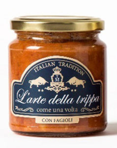 L'Arte della Trippa - Ready Meal Beef Tripe with Beans 1 kg