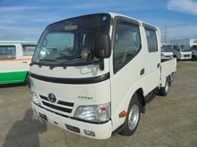 Reliable and High quality used toyota dyna truck parts for industrial use