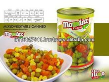 Iran canned Mix Vegetable 380gr with best quality and competitive price