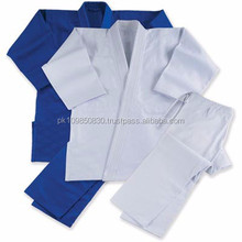 Blue and white judo gi Martial Arts Wears bjj gi Kimono judo uniform