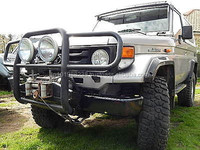USED CARS - TOYOTA LAND CRUISER HZJ74 PICK UP (LHD 4477)
