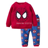 New Korean fashion cheap 100 cotton kids nightwear