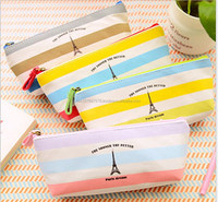Multifunctional candy color bag pencil case