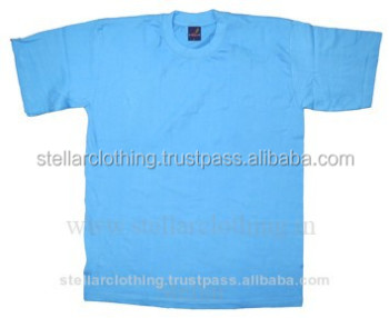 140 GSM Cheap Cotton Tshirts for Promotion