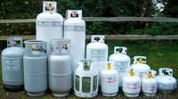 High purity propane r290