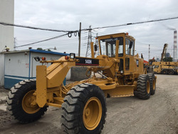 Used Motor Grader Cat 140H /Caterpillar 140h Grader for sale