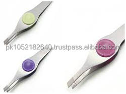 Beautiful Makeup Tools Eyebrow Manicure Tweezers