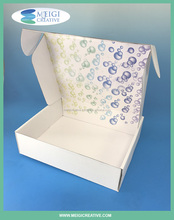 Printed mailer Box, Subscription Box Packaging, Corrugated Mailer Box