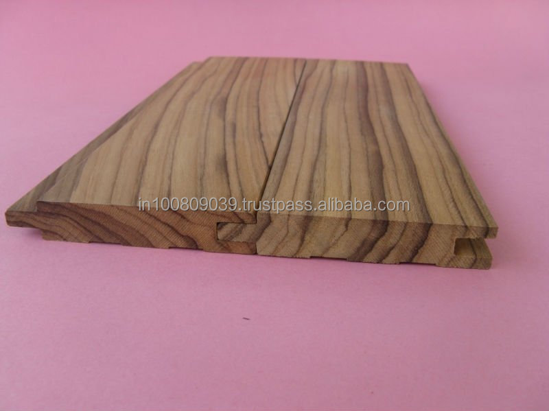 Indian Teak Wood Flooring At Affordable Price