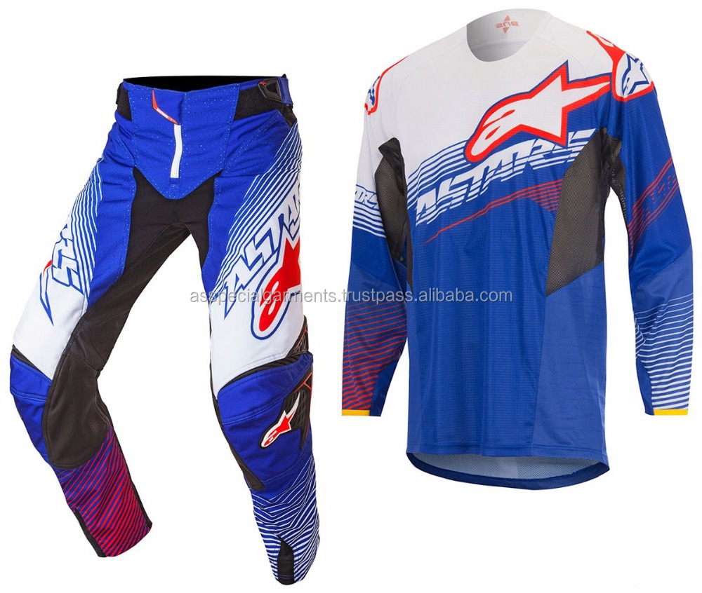 Custom Motocross Pant and Jersey Motocross Pant Motocross Jersey With Neon Sublimation MX Gloves Get your Own Design