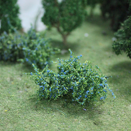 "MP SCENERY - HO SCALE TREES - 70125 BLUEBERRIES PLANTS, 3/4"" height, 12/PK"