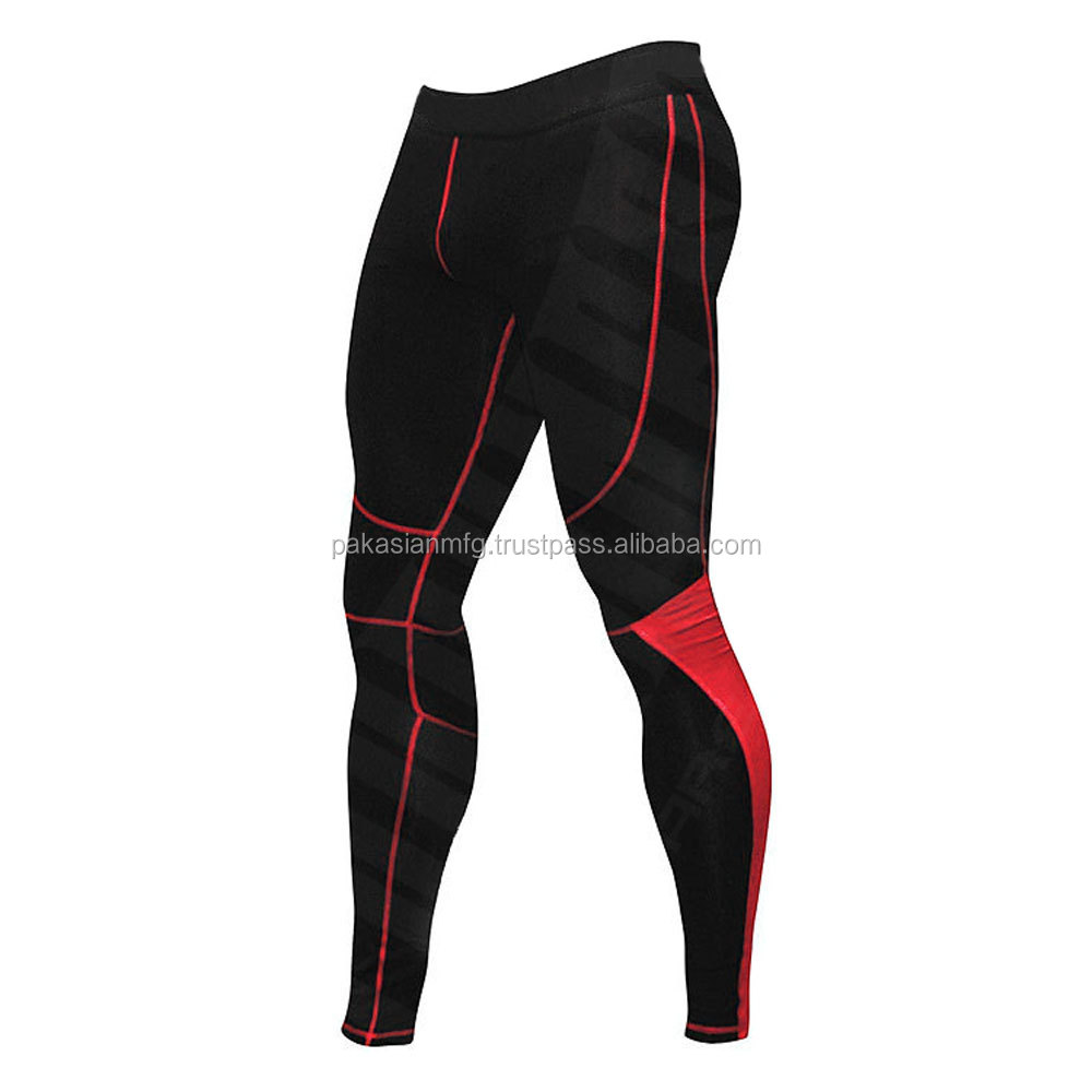 MMA Grappling Compression Fitness Pants