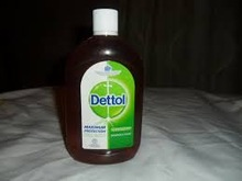 Dettol liquid 500ml, 200ml, 110ml
