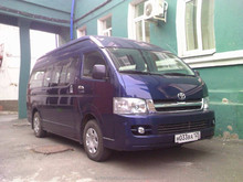 2008 Toyota Hiace Commuter KDH223R MY07 - Only 40,000kms