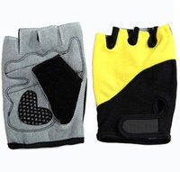 wholesale weight lifting gloves Neoprene Rubber Foam Wrist Support Gym Gloves