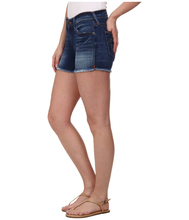 top quality fashion denim dress denim jacket leather sleeves sexy skinny denim shorts for women