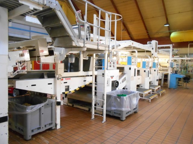 For Sale: Snacks and Confectionery Production and Packaging Lines
