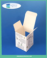 Tuck In Top Folding Carton Box with Die Cut Window, Jam Perserves Packaging