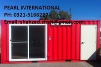 Porta Cabin - Office Container