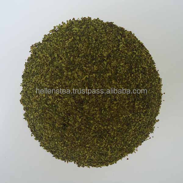 Green DUST for health tea bag