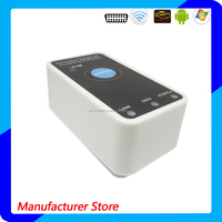 Latest version Free Software WIFI OBDII Code Reader+Switch OBD Scanner OBD2 Diagnose interface for i--Phone Android Windows