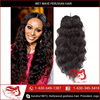 Most Demanded Raw and Unprocessed 6A Grade Peruvian Wet Wave Human Hair for Sale